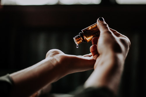pflanzliche Öle in Pflegeprodukten für die Schwangerschaft