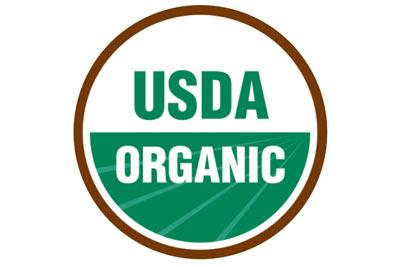 USDA Organic natürliche Inhaltsstoffe in Naturkosmetik