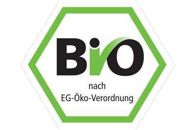 Bio Siegel natürliche Inhaltsstoffe in Naturkosmetik