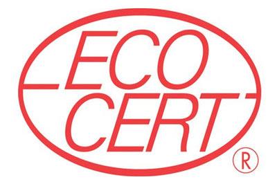 Eco cert siegel natürliche Inhaltsstoffe in Naturkosmetik