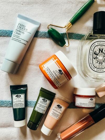 Inhaltsstoffe in Kosmetika